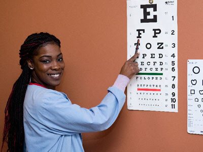 optometry pomona health center